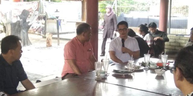 Ketua Komisi V DPRD Provinsi Banten : APBD Provinsi Banten Tidak Mungkin Bisa Mengkaper Semua Biaya Pendidikan