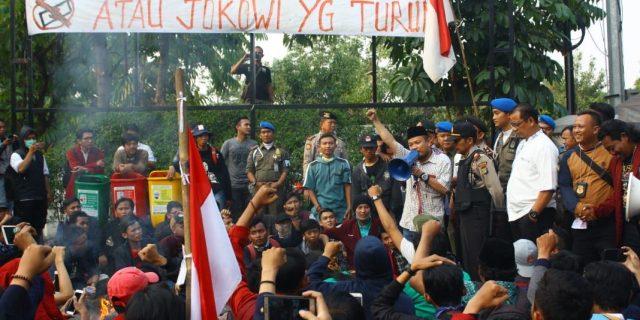 Ketua Komisi IV : Turidi Susanto Akan Membawa Aspirasi Mahasiswa Sampai DPR RI
