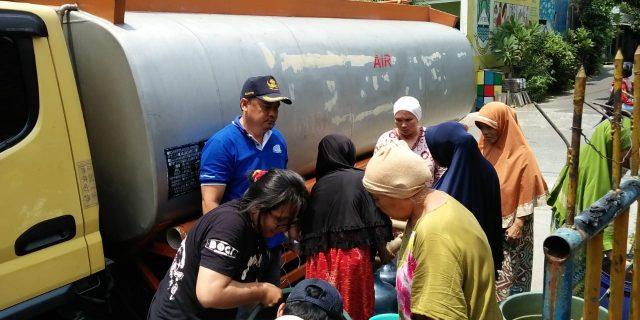 PDAM Tirta Benteng Kirim Armada Bantuan Air Bersih 24 Jam Selama Gangguan Pengaliran