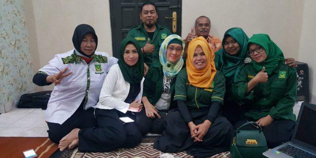 Para Caleg PBB SeTangerang Raya Dapat Restu Dari Ketua Dan Sekretaris DPW Provinsi Banten