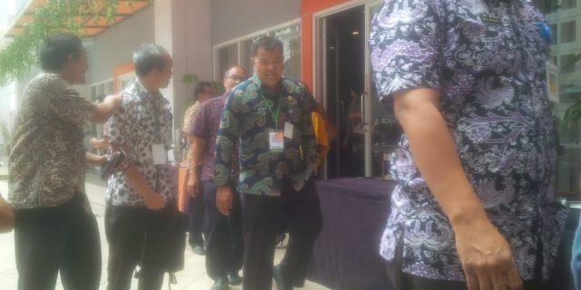 Diduga Kegiatan BKPSDM Kota Tangerang Enggan Diliput Wartawan Diusir