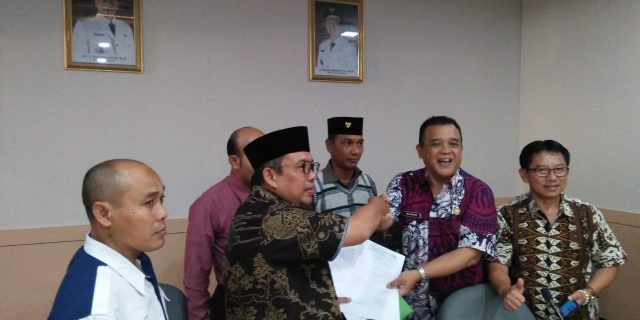 Diduga DLHK Kabupaten Serang Dan DLHK Provinsi Banten Tidak Mampu Atasi Polemik Sungai Cidurian