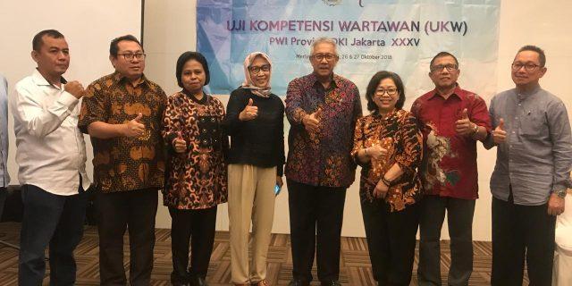Direktur PT Gajah Tunggal Peduli Kemajuan Wartawan