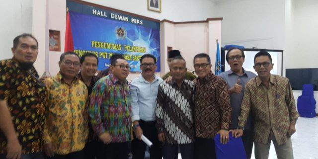 Ketua Umum PWI Pusat Akan Jadikan PWI Organisasi Profesional Dan Bermartabat Diera Transformasi