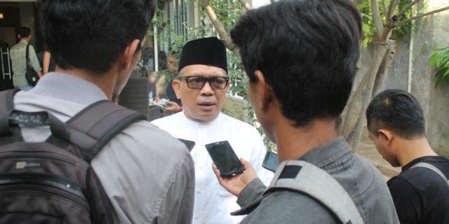 Ketua MPS : Target Kita Ulama dan Santri 80 Persen Suara untuk Jokowi