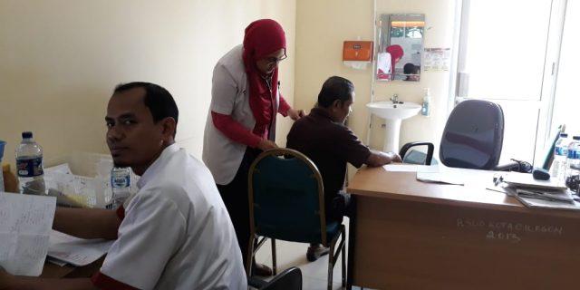 Bentuk Komitmen Nyata Poli Jantung RSUD Cilegon Perjuangkan Kesembuhan Fasien