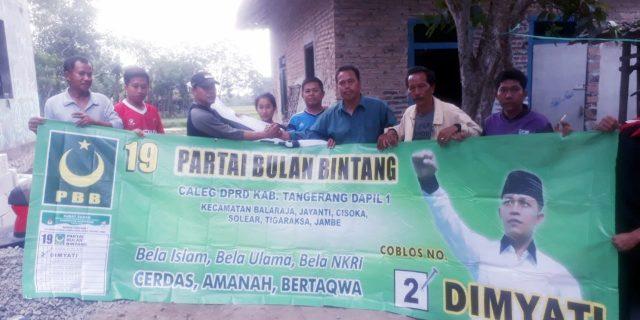 Dimyati Bertekad Siap Mengabdi Bagi Seluruh Masyarakat Kabupaten Tangerang