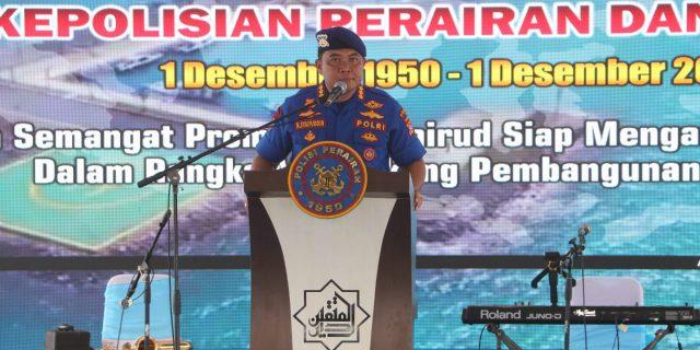 Polairud Polda Banten Harus Berikan pelayanan yang terbaik Untuk masyarakat