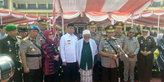Dianggap Sudah Memenuhi Syarat Polda Banten naik Status Tipe A