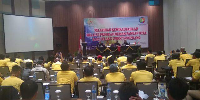 Komisi VI DPR RI dan PT Angkasa Pura Ajak Masyarakat Meningkatkan UMKM