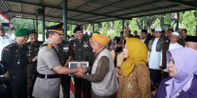 Mengenang jasa Pahlawan TNI AD Siap Mengabdi Dan Membangun Bersama Rakyat