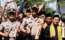 Wakapolda Banten Kombes Pol Tomex Korniawan S.Ik Pimpin Apel Pengamanan Swakarsa