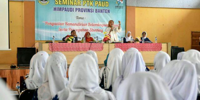 Yusril Ajukan 'Judicial Review' UU Guru dan Dosen Disambut Baik Himpaudi Banten