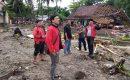 PDI Perjuangan Tangsel Bantu Korban Tsunami Banten