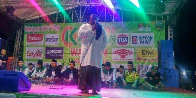 Paguyuban Wangon Bersatu Gandeng Merah Putih Prodaction Bantu Korban Tsunami Banten-Lampung