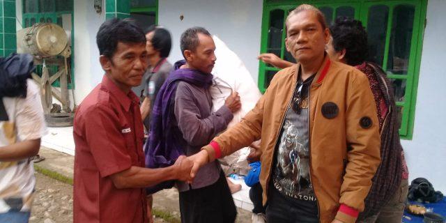 Pemuda Desa Pasir Jaya Cikupa Peduli Korban Tsunami selat sunda