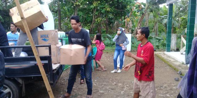 Relawan Tanggap Bencana Himbau Pemerintah Harus Merata Memberikan Bantuan