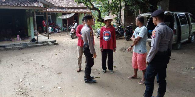 Ini Dia Patroli R4 Dit Samapta Polda Banten di Wilayah Pandeglang