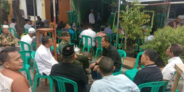 Keluarga Besar Kodim 0506 Tangerang Turut Berduka Cita Atas Wafatnya Serma (Purn) Karyoto