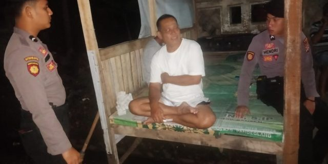 Direktorat Samapta Polda Banten Ciptakan Suasana Aman dan Nyaman Kepada Masyarakat
