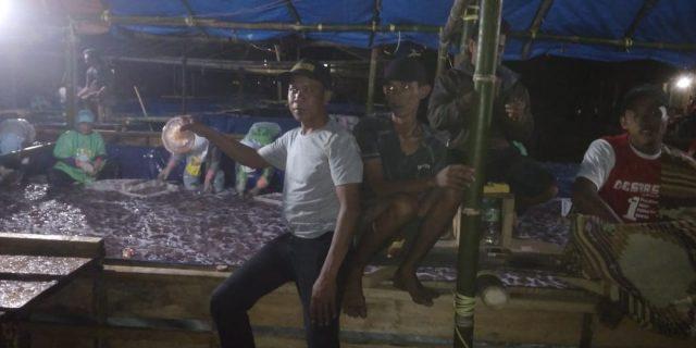 Ditahun 2018 Nelayan Pencari Ubur Ubur Keluhkan Hasil Tangkapan