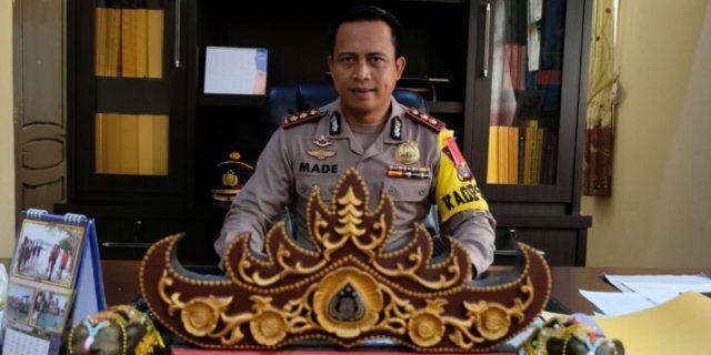Kapolres Tanggamus AKBP I Made Rasma, SIK. M.Si, Mutasi Ke Polres Lampung Tengah