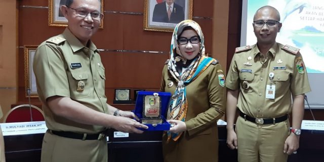 Acara Focus Grup Discusion Bupati Lampung Jadi Narasumber