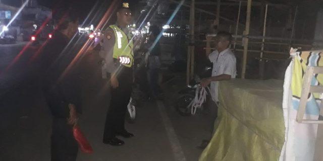 Berikan Rasa Aman, Ditsamapta Polda Banten Laksanakan Patroli R4
