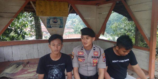 Wujudkan Rasa Aman, Dirsamapta Polda Banten Lakukan Patroli Ke Perumahan warga