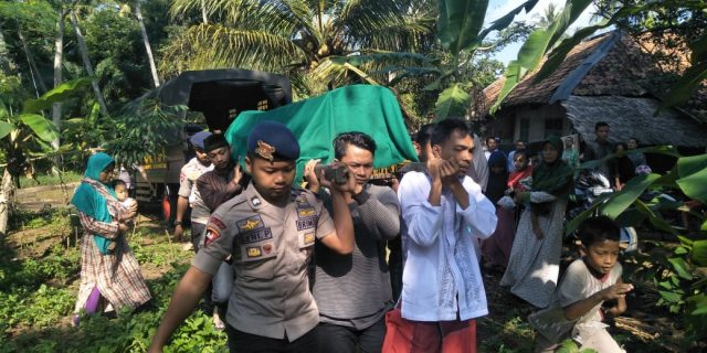 Sambang Duka, Salah Satu Wujud kepedulian Polda Banten terhadap masyarakat