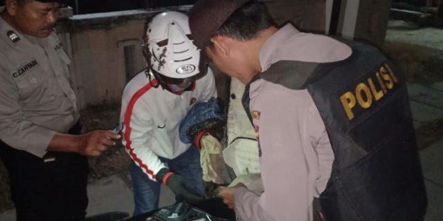 Tekan Angka Kriminalitas, Polres Serang Gencar Laksanakan Operasi Cipta Kondisi