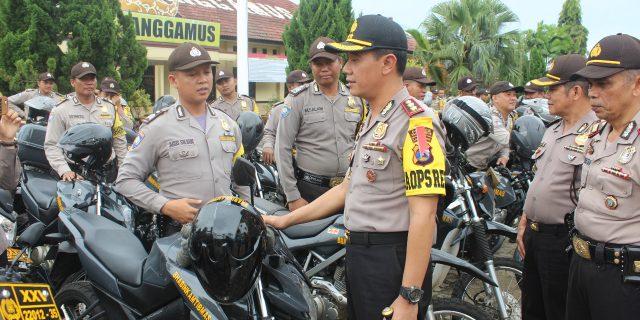 Kapolres Tanggamus AKBP Hesmu Baroto : Polri Adalah Organisasi Dinamis & Public Safety
