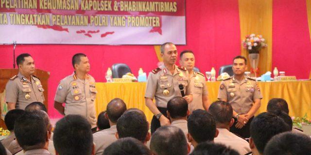 Wakapolda Banten Manfaatkan Pelatihan ini untuk Tingkatkan Kemampuan dalam Layani Masyarakat