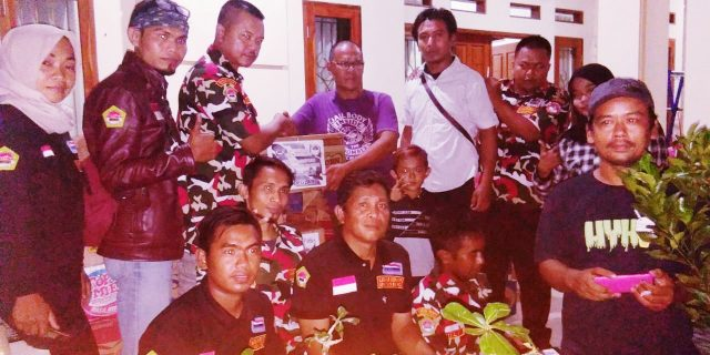 LMPI Kab Tangerang Salurkan Bantuan Ke Dua Untuk Korban Tsunami Banten