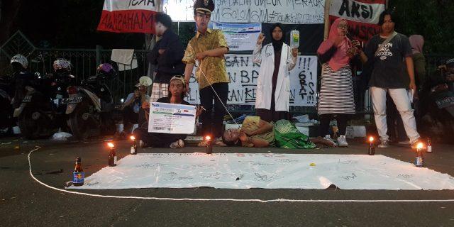 Forum Aksi Mahasiswa Tangerang Adakan Diskusi Akbar