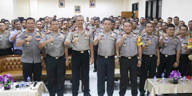 Wakapolda Banten Buka Pelatihan Fungsi Kehumasan di Polres Kota Tangerang
