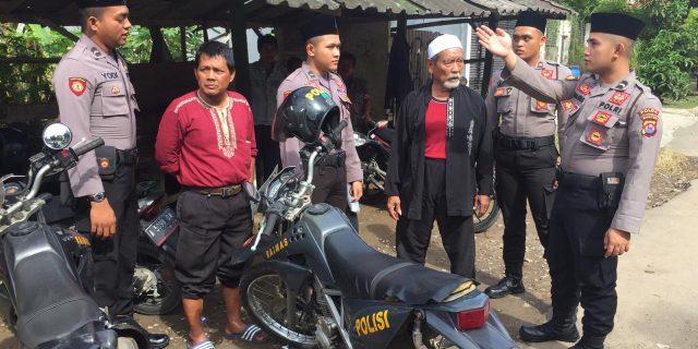 Dit Samapta Polda Banten Sosialisasikan Pencegahan dan Penertiban Paham Radikalisme
