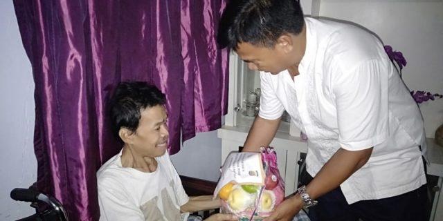 Kabid Propam : Sambang Sosial Sebagai Wujud Kepedulian Polda Banten Terhadap Anggota