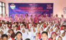 HUT YKB ke 39, Bhayangkari Daerah Banten Salurkan Bantuan dan Hibur Anak-Anak Korban Bencana Tsunami