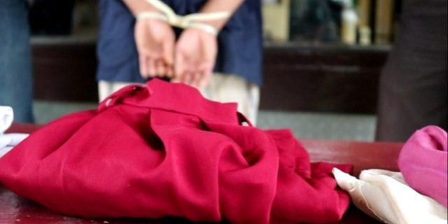 Mengaku Khilaf Duda Beranak Satu Perkosa Anak Dibawah Umur