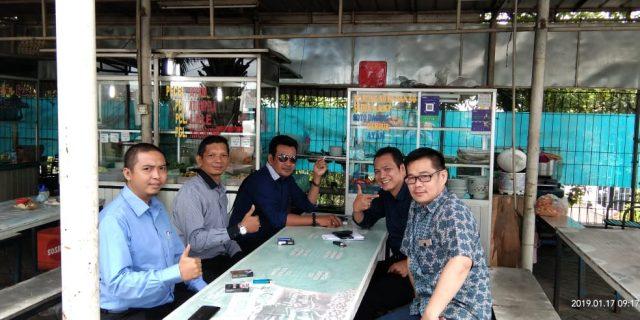 PHK Sepihak Karyawan Adukan Ke LSM Gerhana Indonesia DPK Kota Tangerang
