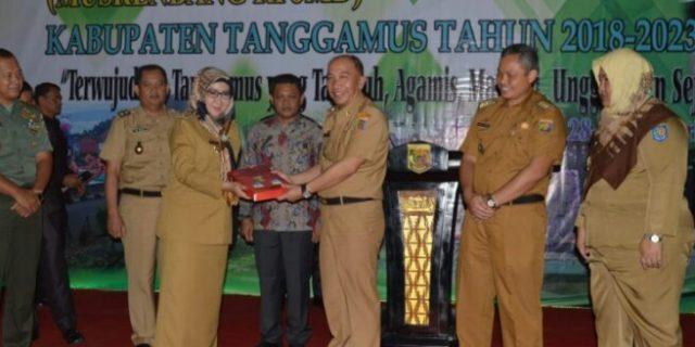 Bupati Dewi Handajani Buka Musrenbang RPJMD
