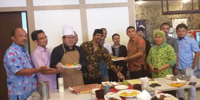 Silaturahmi Dengan PWI Banten dan MCC, PHRI Bahas Recovery Pariwisata Banten
