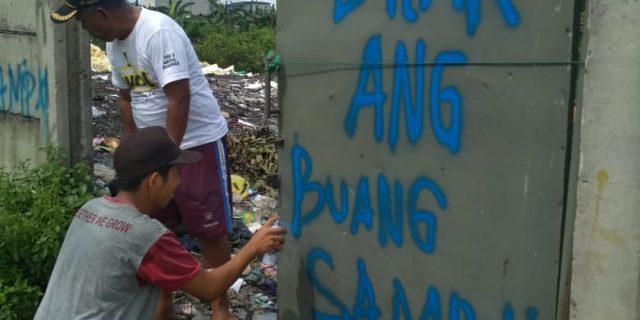 Pembakaran Limbah Dikeluhkan Warga Dumpit