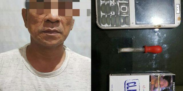 Satres Narkoba Polres Cilegon Amankan Pelaku Penyalahgunaan Narkotika