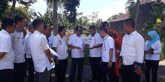 Wabup Tinjau Tiga Lokasi Sekolah di Kabupaten Tanggamus