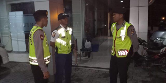 Personil Dit samapta Polda Banten Rutin Gelar Patroli R4