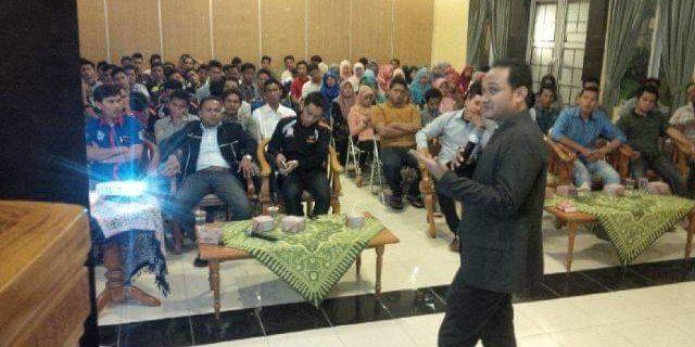 Senator Fachrul Razi : Jelang Pemilu, Hati Hati Peredaran Uang Palsu