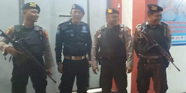 Polres Tanggamus Patroli Sambang ke Lapas Kota Agung
