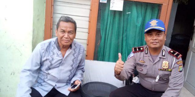 Motor Curian Terjaring Razia Satlantas Polres Metro Tangerang Kota